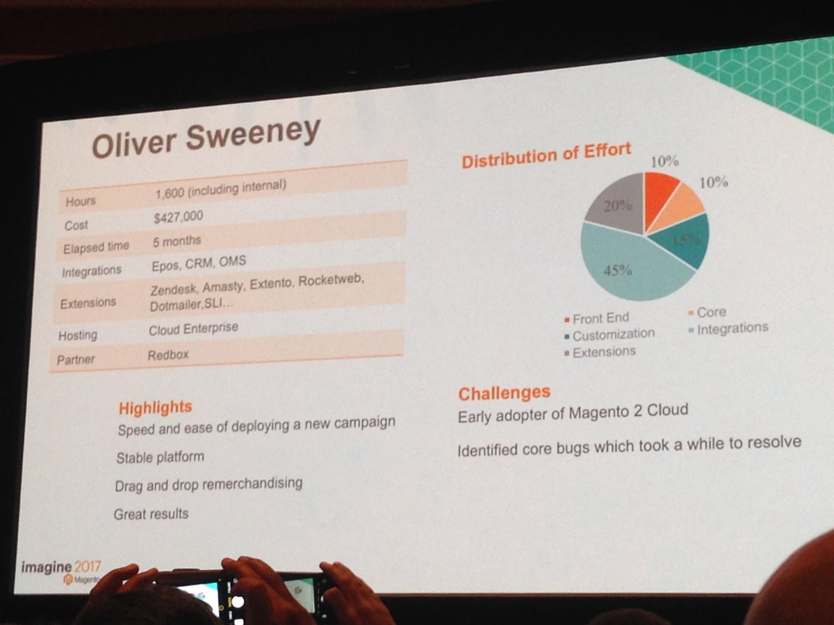 SheroDesigns: Case study for @OliverSweeney  on #magento2cloud #magentoimagine https://t.co/nSPOAIWRuR