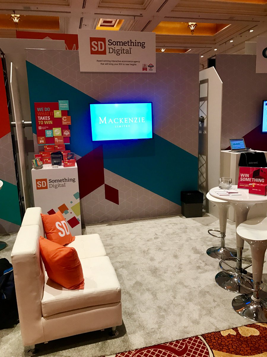 SomethingDigitl: Are you at #Magentoimagine?! Come visit the SD team at booth 521! https://t.co/oXG5PvHEJ4