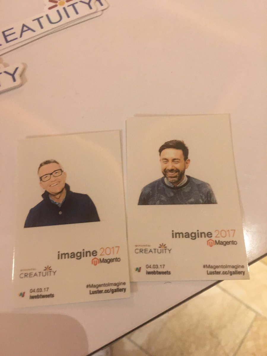 NeilBoughton: Let's see if I can get this photo printed. #Magentoimagine https://t.co/W7XRsXL72t
