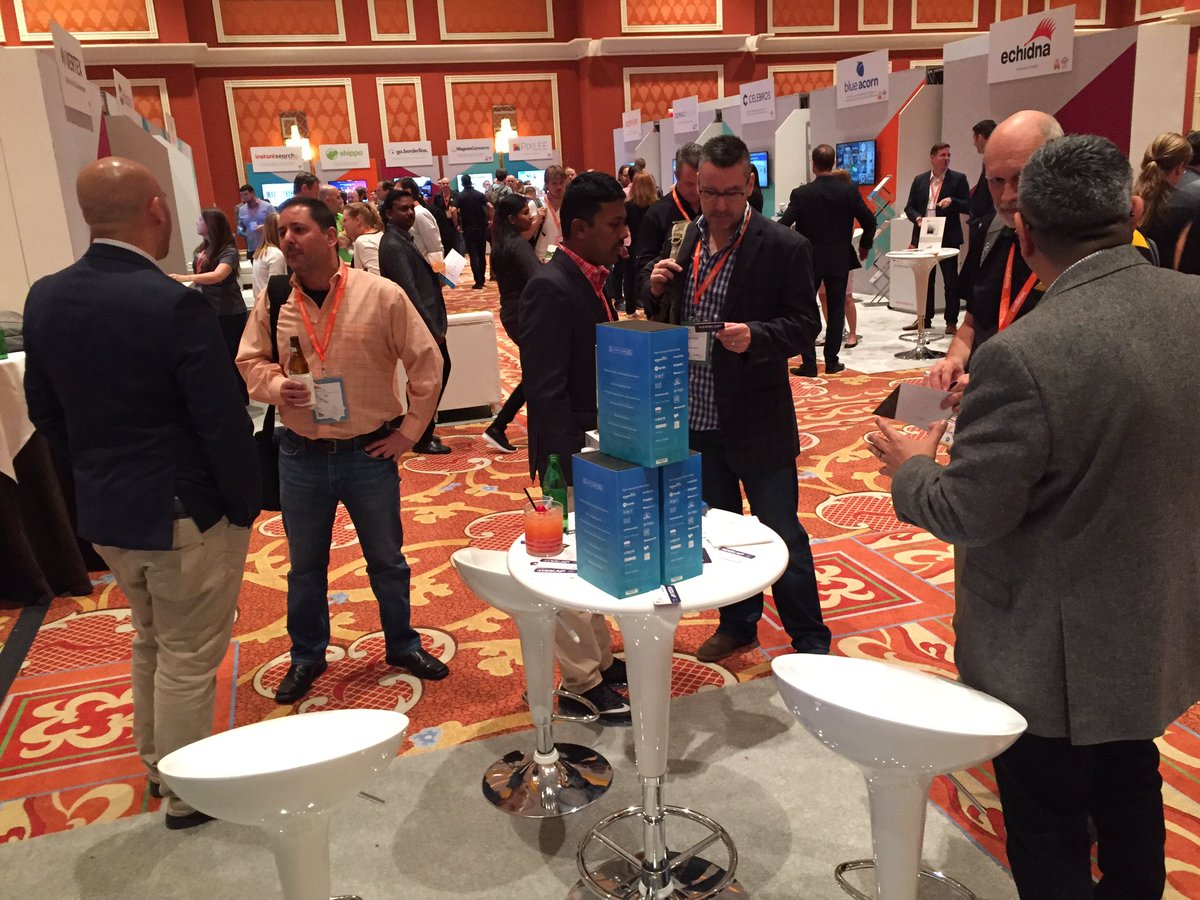 DCKAP: our team is completely busy at marketplace #Magentoimagine #imagine2017 https://t.co/MTAVS3UpBA