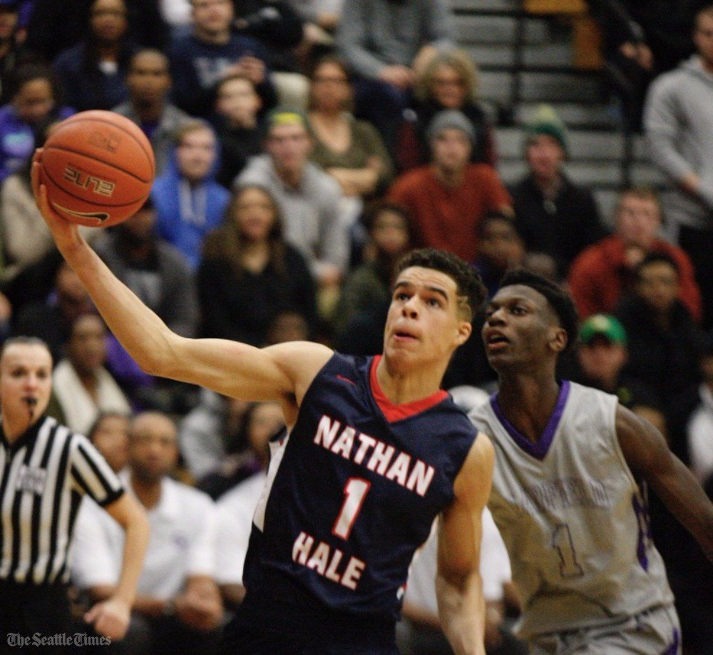 test Twitter Media - Nathan Hale tracker is updated and things are close. Hale has 3 No. 1s and La Lumiere has 2 with two polls left.  https://t.co/g7ejZZRxII https://t.co/SXYwspZpc4