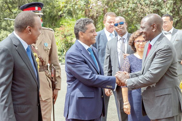 Seychelles opens doors for Kenyan teachers, farmers