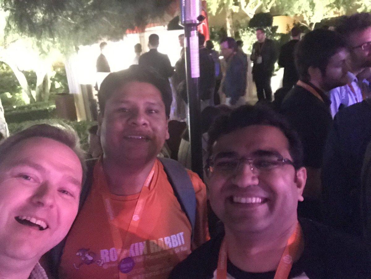 FutureDeryck: Party time #Magentoimagine cc @Vijaygolani @jmontevillat https://t.co/svJR99VqLT