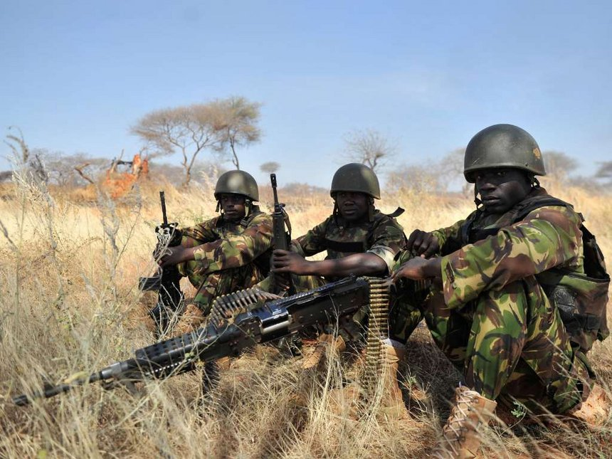 Al Shabaab takes town after Ethiopian troops leave Somalia, official says