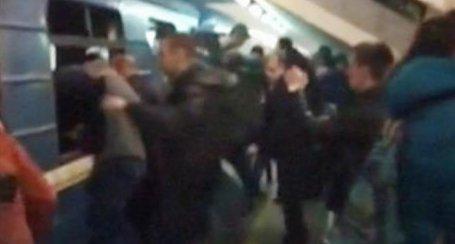 Eyewitness describes the horror of Monday's Russian metro blast attack