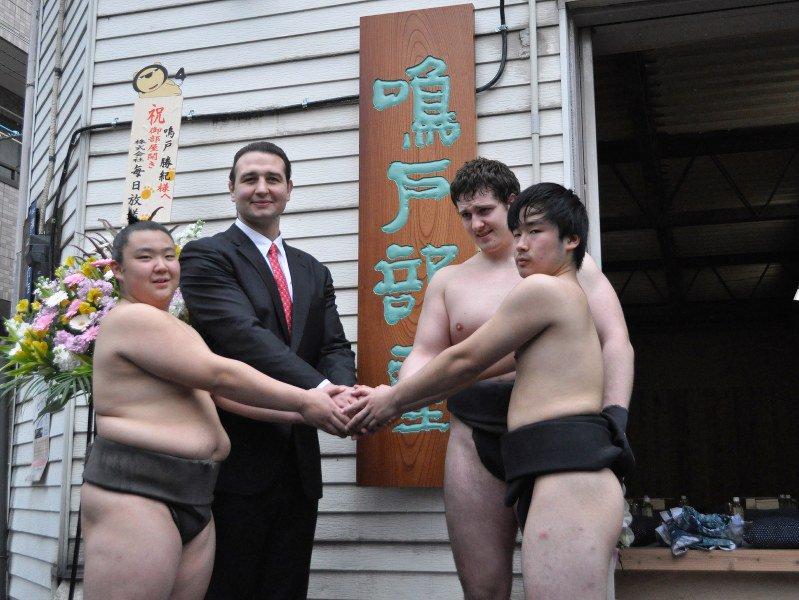 Profile: Former ozeki Kotooshu, first European-born sumo stablemaster in Japan