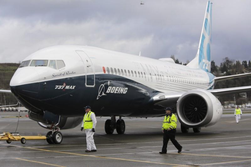 Iran signs contract for 60 Boeing 737 Max aircraft: IRNA