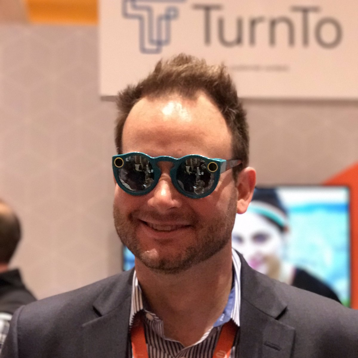 TurnTo: 😎You too could look this charming if you win our Snapchat Spectacles drawing at booth 519 at #MagentoImagine https://t.co/oCuA6cSpCW