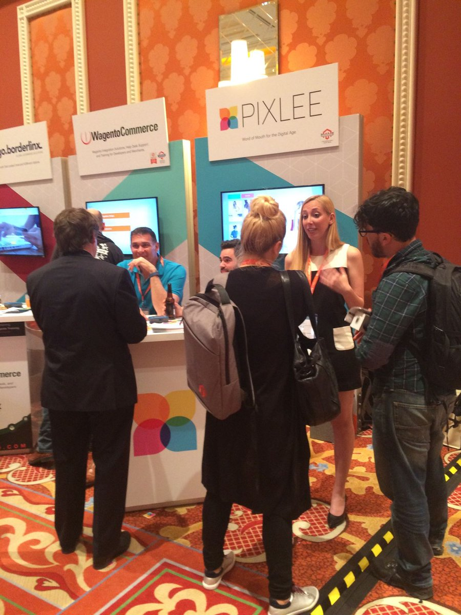pixlee: Are you at #MagentoImagine? Come find us in the marketplace at Booth no. 34! https://t.co/umrnhTFEkE
