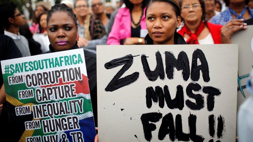 """Even if Zuma goes, South Africa will remain divided"" writes @ayeshakajee"