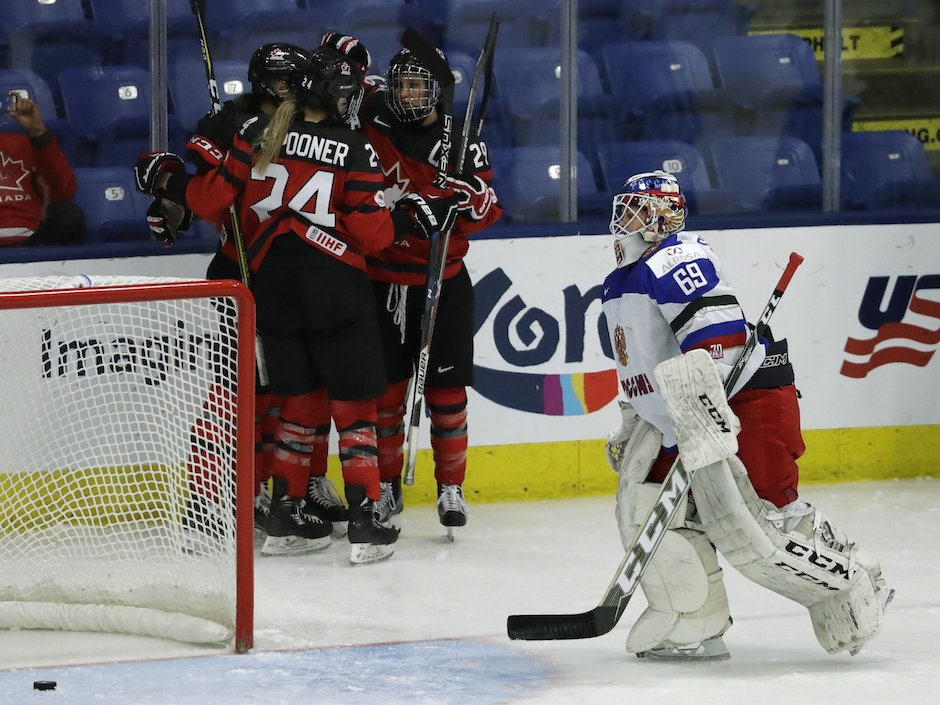 Canada takes 'big step' in statement win over Russia at women's hockey worlds via @npsport