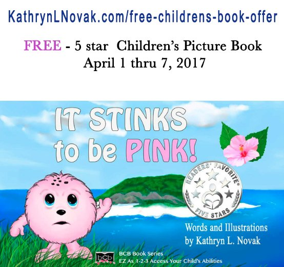 SUBSCRIBE NOW! and receive a FREE Copy of my Positive Childrens Picture Book //