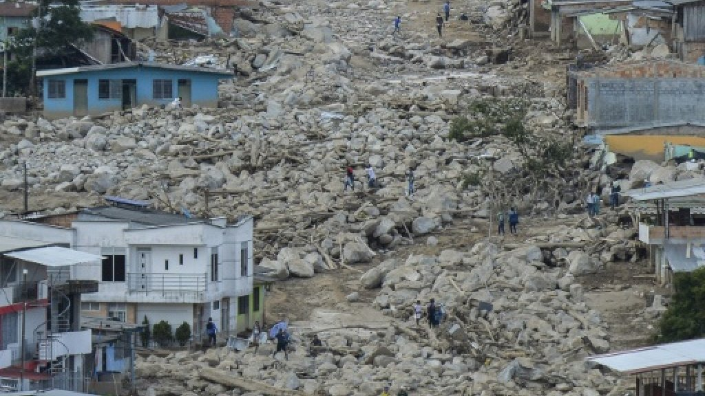 Why is South America being hit by deadly landslides?