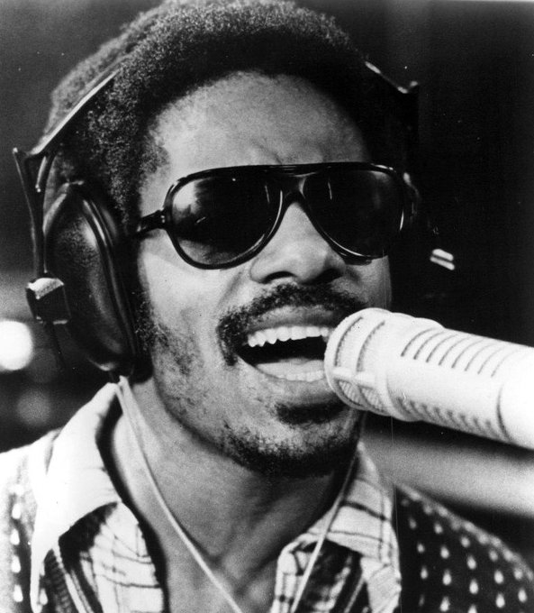 Stevie Wonder, one of the many music legends, is 67 years old today. Happy Birthday Stevie Wonder!
