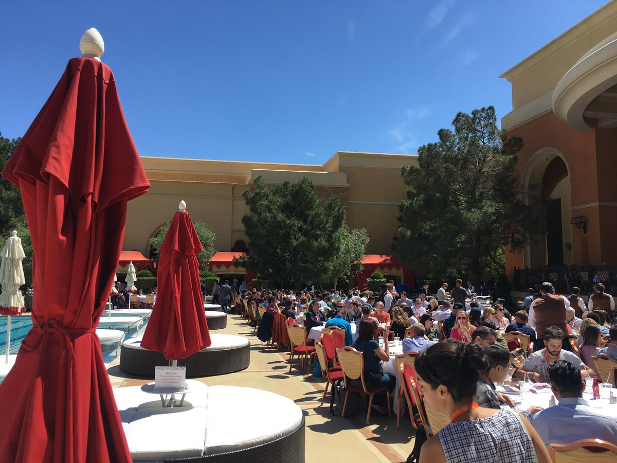 PinpointAgency: The sun is out at #MagentoImagine https://t.co/MST9idx6U4