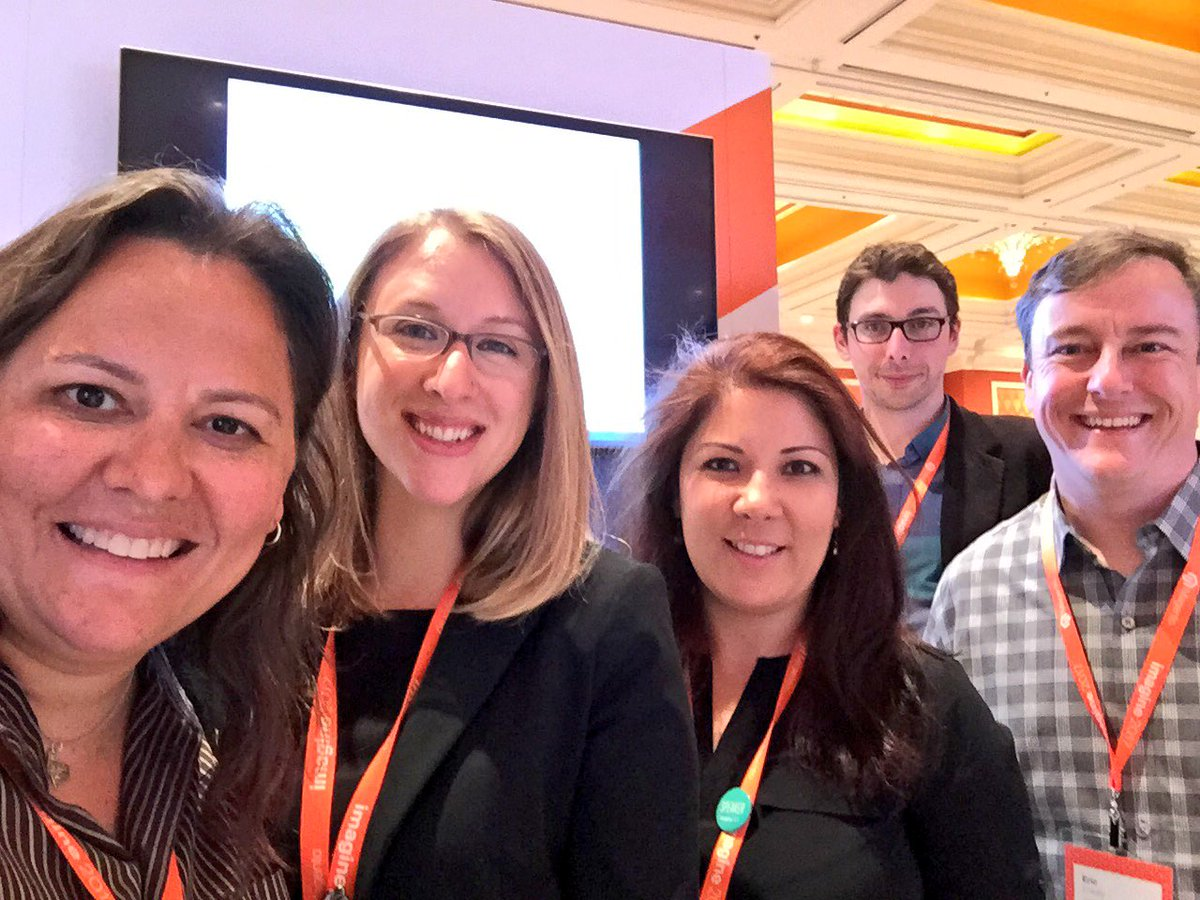 magento_ux: The @magento_ux booth is full! Come visit! #MagentoImagine #realmagento #ux https://t.co/H07b8QbXgC