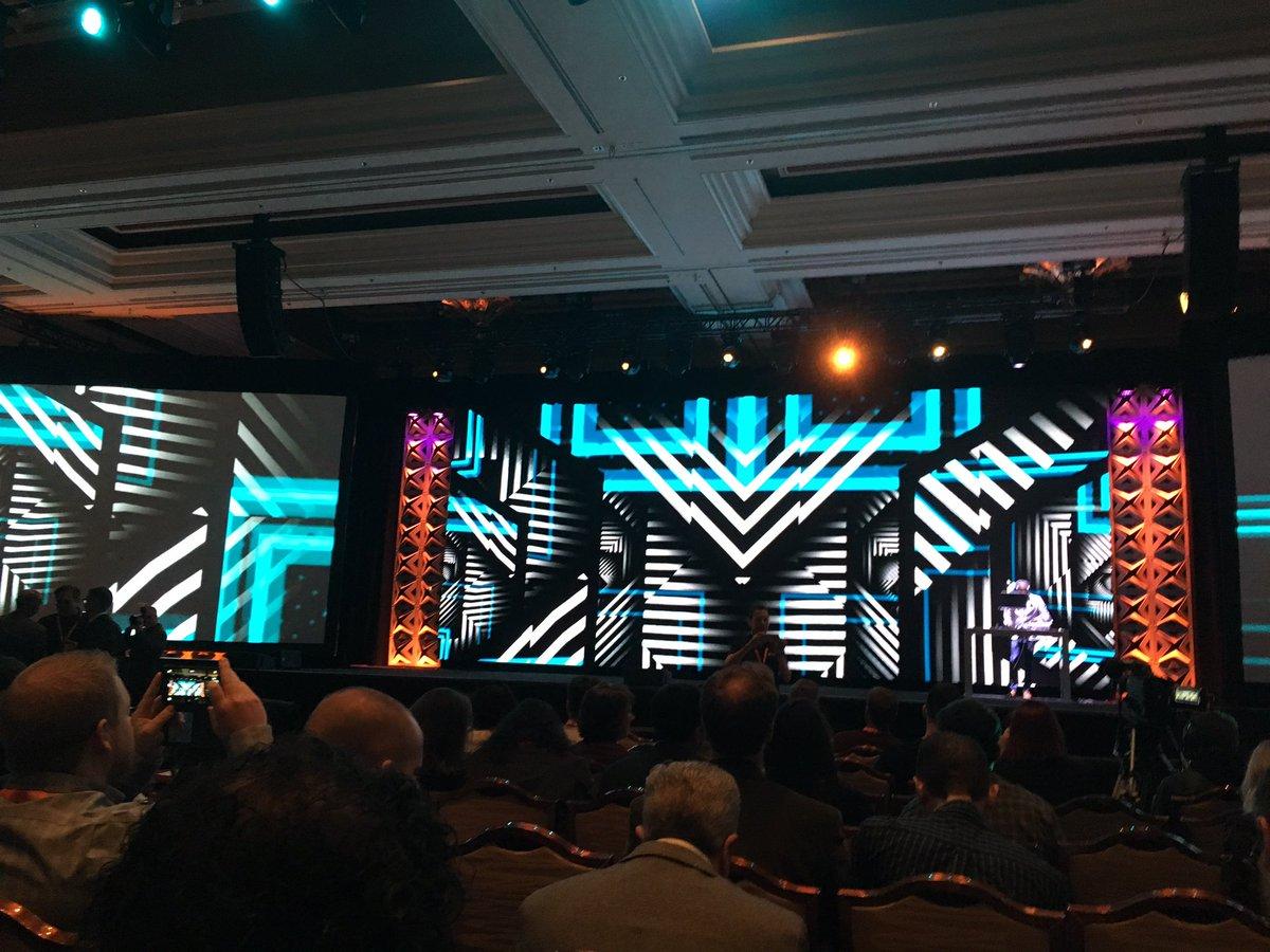 alexanderdamm: First keynote of this year's #magentoimagine is about to begin https://t.co/gH2xc6ekoG