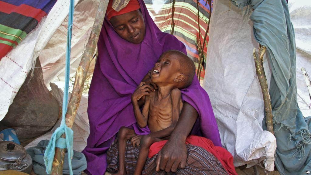 Cholera Spreads in Drought-Stricken Somalia Amid Famine Threat