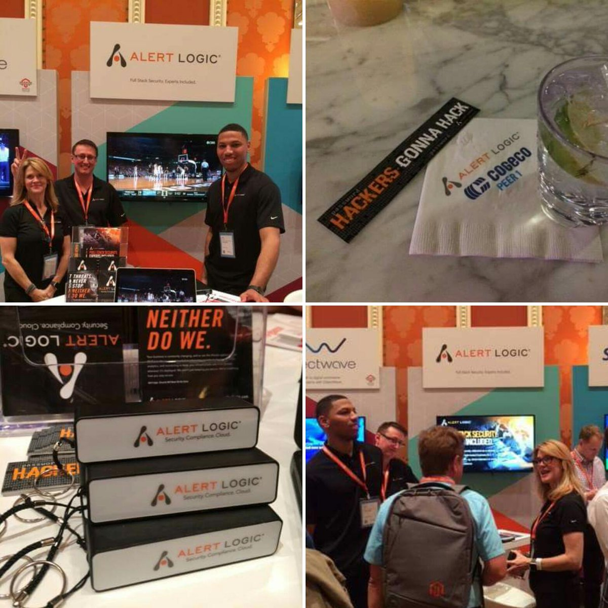 alertlogic: Attending #MagentoImagine? Stop by booth 31 to learn more about protecting customer data with security-as-a-service. https://t.co/cTWpXwXqBS