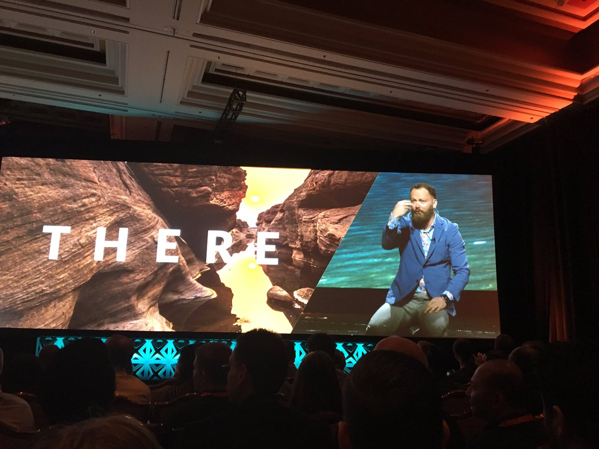 agaltsow: Great to see @JC_Climbs on stage again! #MagentoImagine https://t.co/BWWjbLLHTu