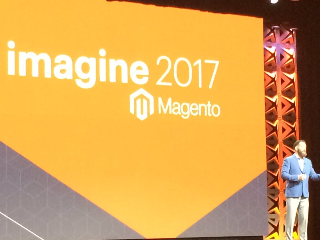 jmontevillat: General session at #magentoimagine has started with full room! https://t.co/qL2YHdZDbc