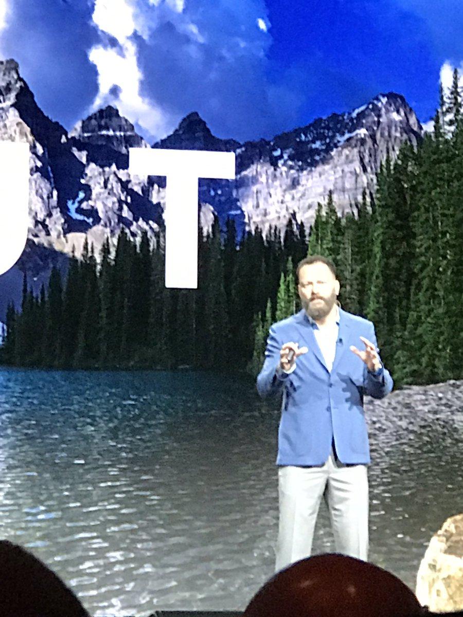 BobSchwartz: Great opening @JC_Climbs - Fantastic! #MagentoImagine @magento https://t.co/URDA5PS6Ru