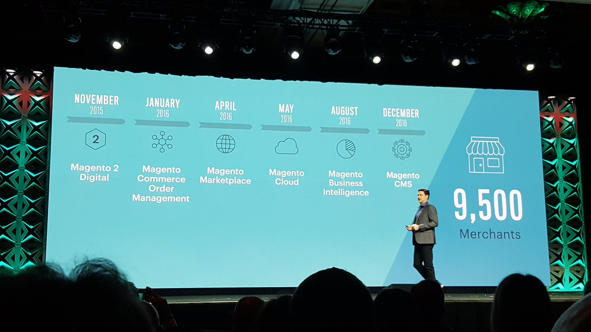D_n_D: [Magento Imagine] Last years improvements for #Magento #Magentoimagine #realmagento https://t.co/7iD6dVYgcy
