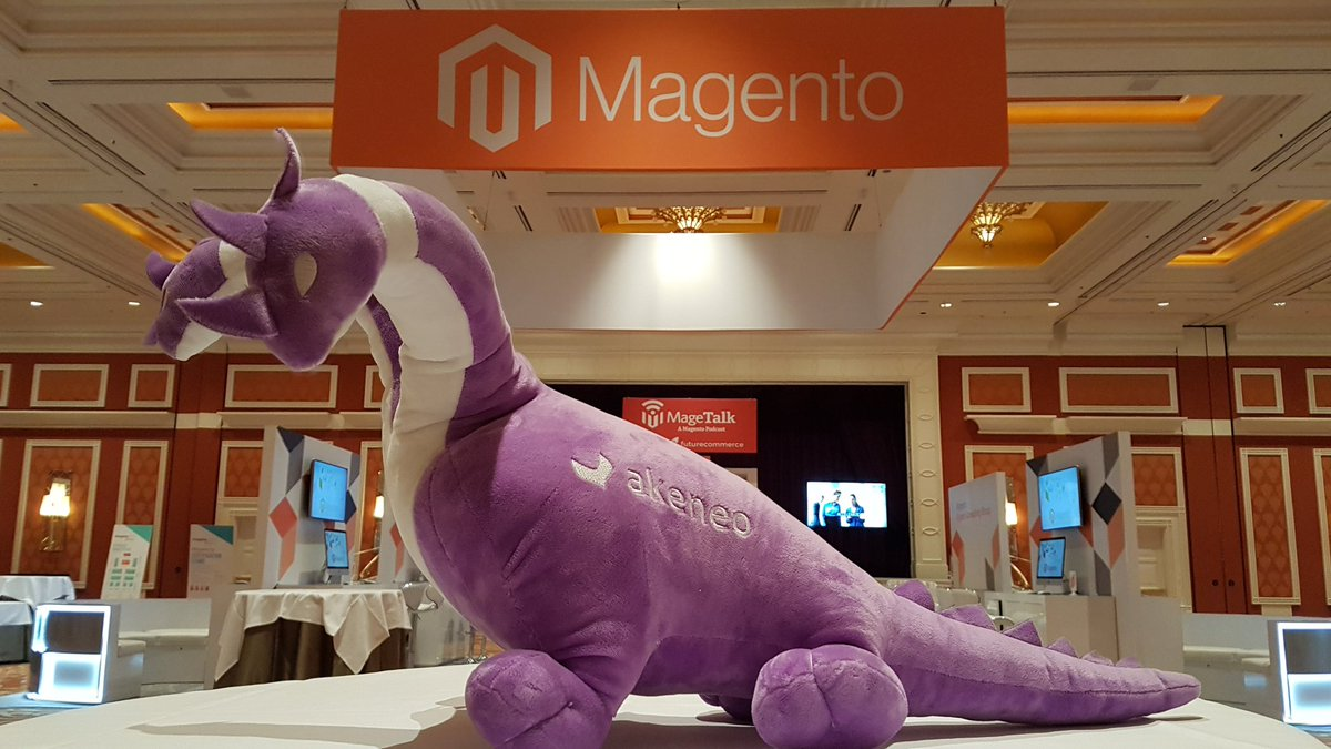 slieutaud: Hey #Magentoimagine, Ziggy's ready for you!nAre you? Come visit @akeneopim booth #202. https://t.co/FaHWlonJ68