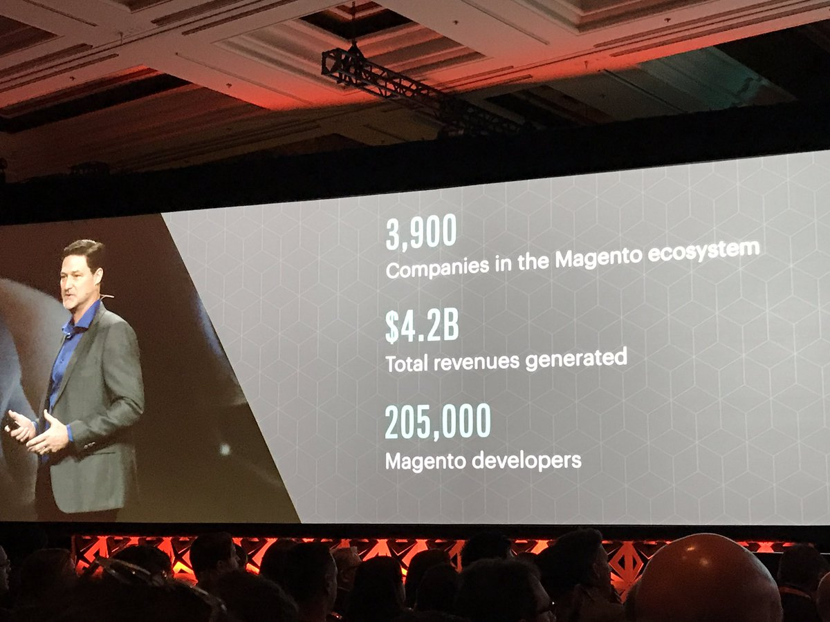jeo4long: Just another stats to be proud of. #Magentoimagine https://t.co/m6z7MQMrNp