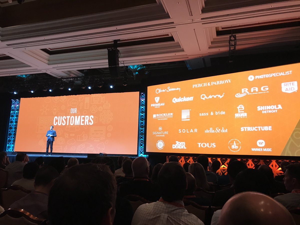 wearejh: Our client @perchandparrow featured in the keynote of #MagentoImagine! https://t.co/y7SJS9AFlo