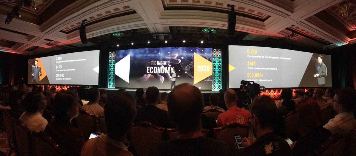 gsicotte: The Magento Economy #Magentoimagine #magento https://t.co/PizF2JbY9H