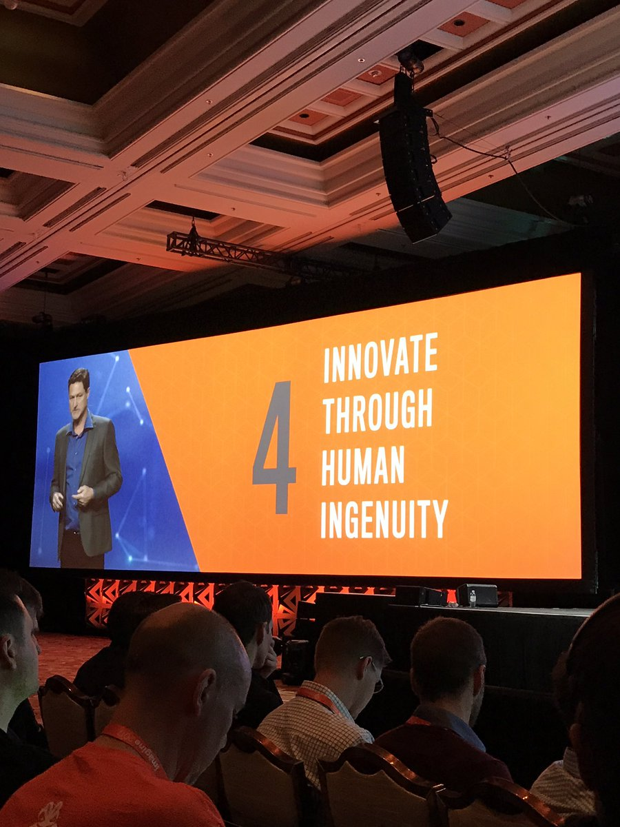 Creatuity: Technology evolves first through human ingenuity in open source efforts. Embrace it! --@mklave1 #Magentoimagine https://t.co/29uLEiWMde