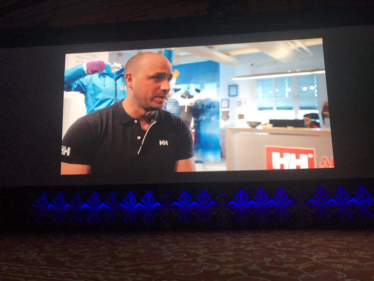 ProductPaul: Digital is the foundation of how the customer shops with us--Helly Hansen. Yes, they get it #MagentoImagine https://t.co/xaGVAhLTQ6