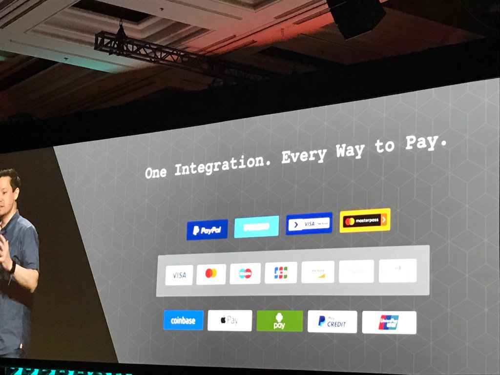 brentwpeterson: Every way to pay #Magentoimagine one integration https://t.co/7PUJHajfGR