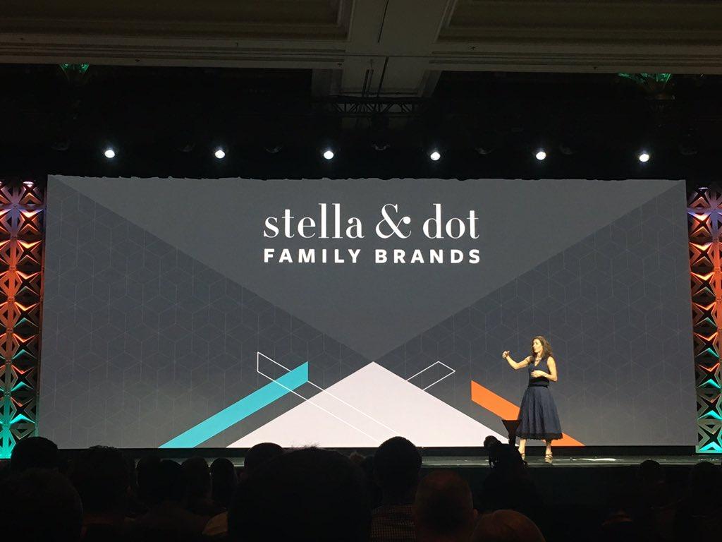 DiligentUK: The inspiring @JessicaHerrin from @stelladot on entrepreneurship and opportunity #womenintech #Magentoimagine https://t.co/o67ovXif6r