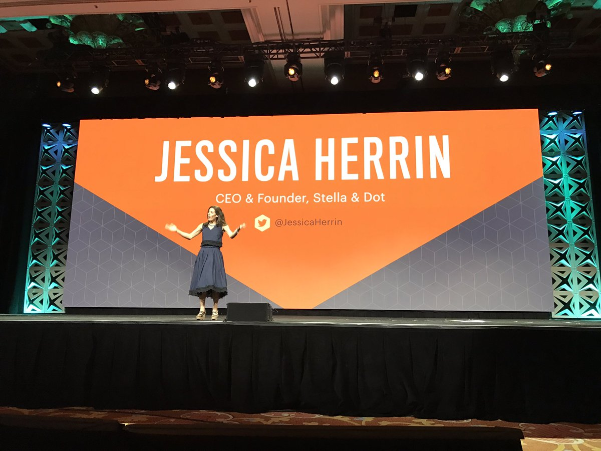 atwixcom: Very charismatic @JessicaHerrin is rocking the stage at #Magentoimagine 💃she is #realmagento https://t.co/8QaObn5Q59