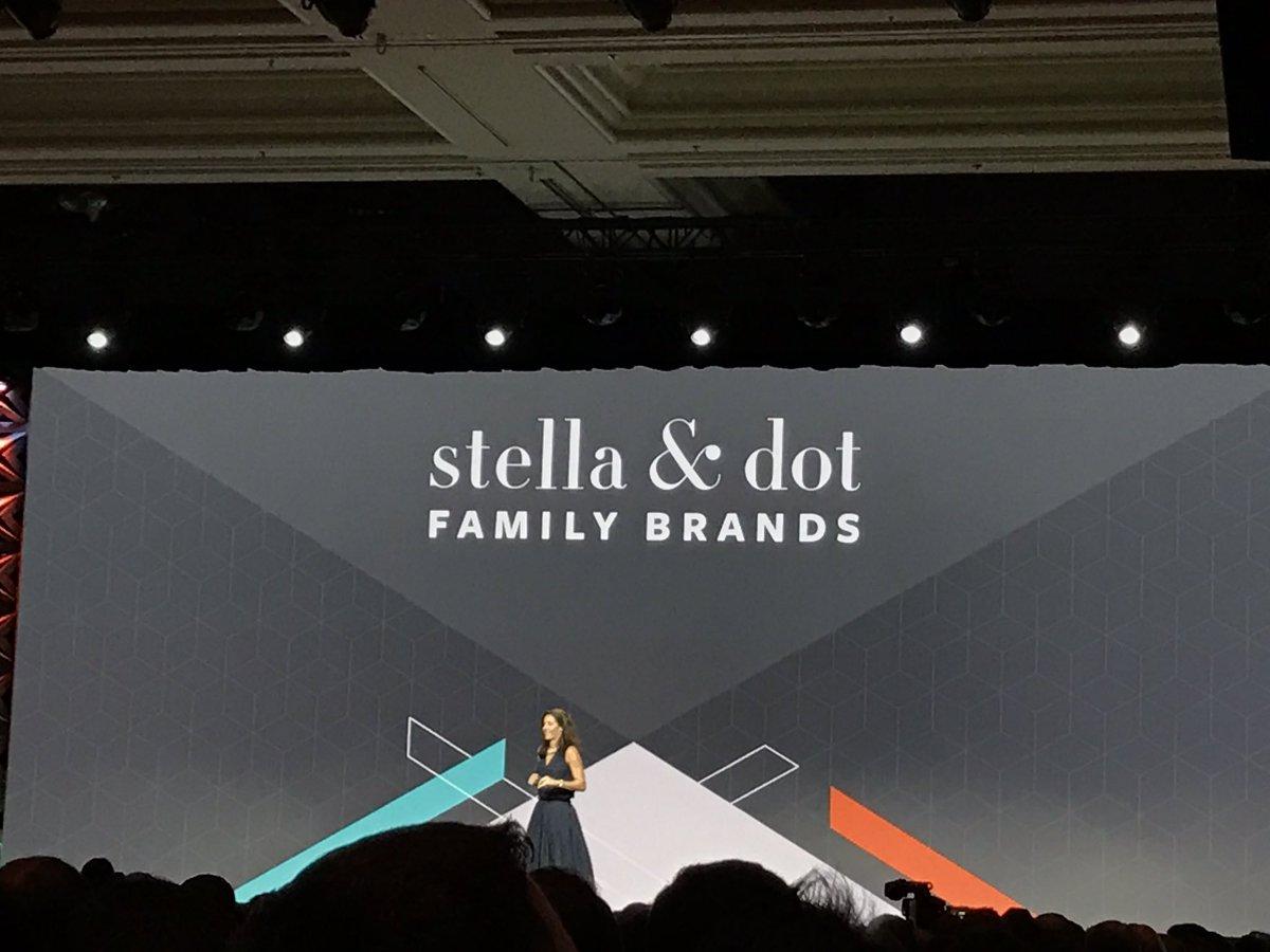 dotmailer: What an inspirational speaker! @JessicaHerrin Founder & CEO of @stelladot #FindYourExtraordinary #MagentoImagine https://t.co/Ii2eKMIVE6