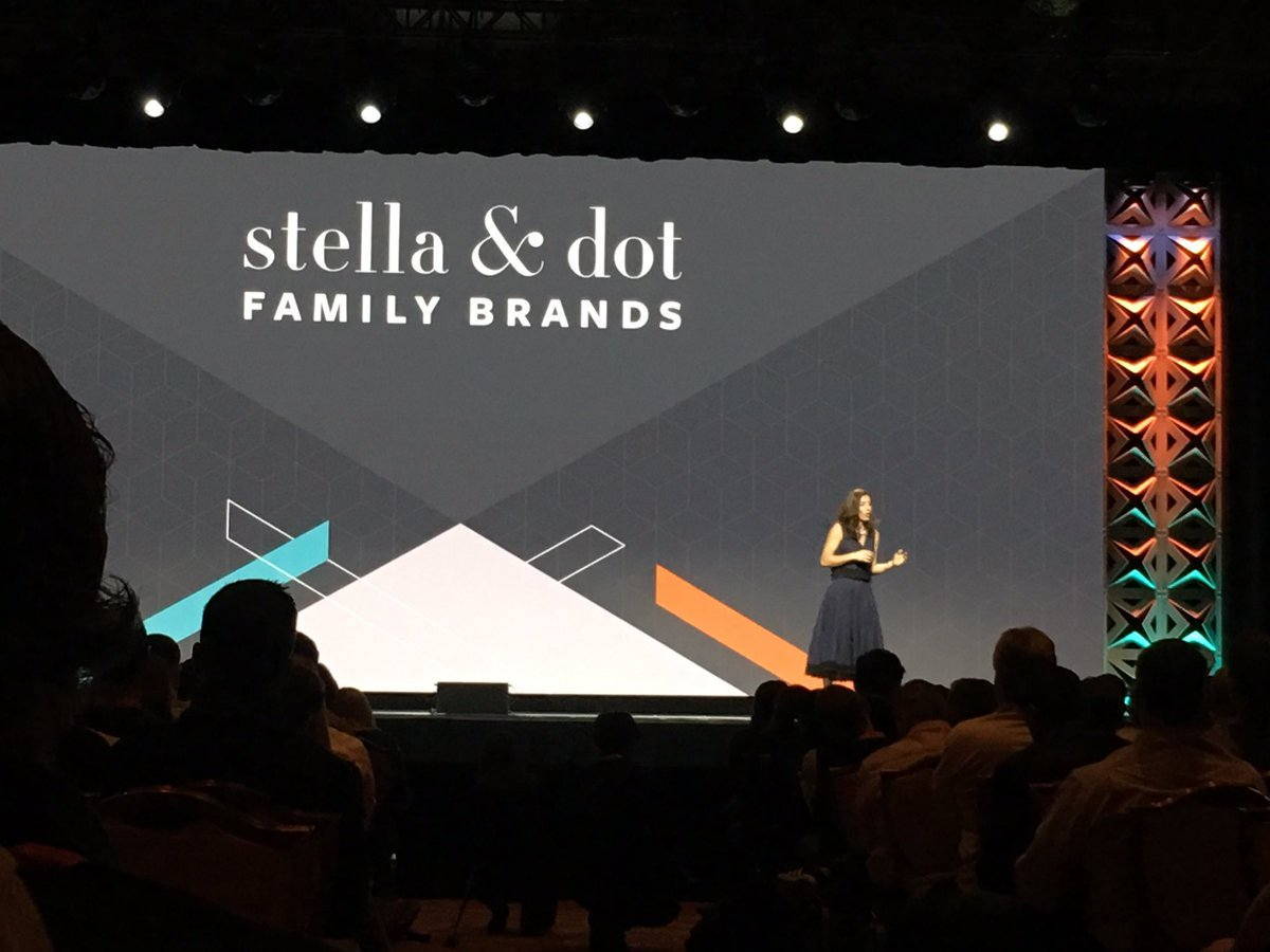 molme: @JessicaHerrin on stage. Positivity+Productivity ❤ how to have a right idea and how to get it done #MagentoImagine https://t.co/mOi8QdjBGS