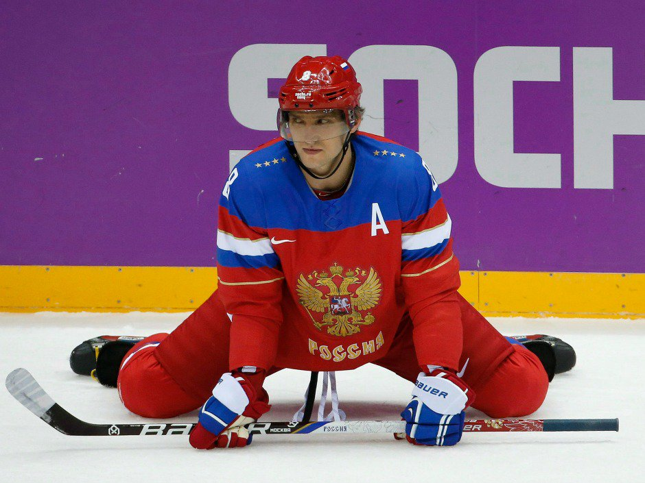 Alex Ovechkin vows to play for Russia in the Olympics — no matter what the NHL says