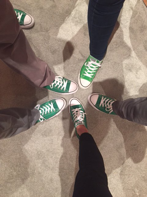 springbot: Green shoe crew, representing at #MagentoImagine in booth 304! https://t.co/QXWo2eWbps