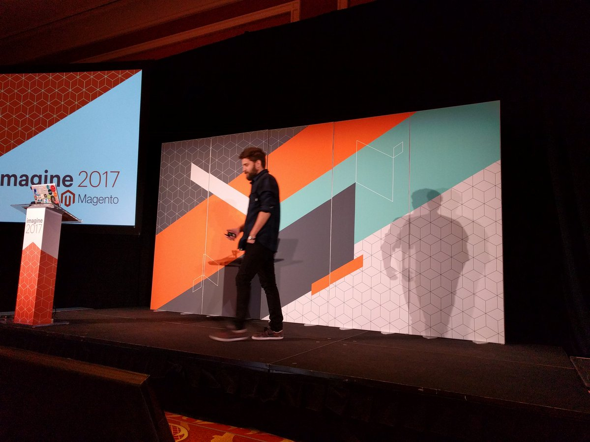 barbanet: @mbalparda from @nexcess #Magentoimagine https://t.co/Q70zTm2QgE