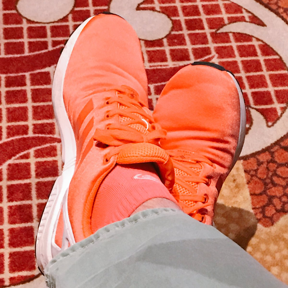 raybogman: #mageshoes ready 4 Day 2 #Magentoimagine https://t.co/j8ispT5Xfq