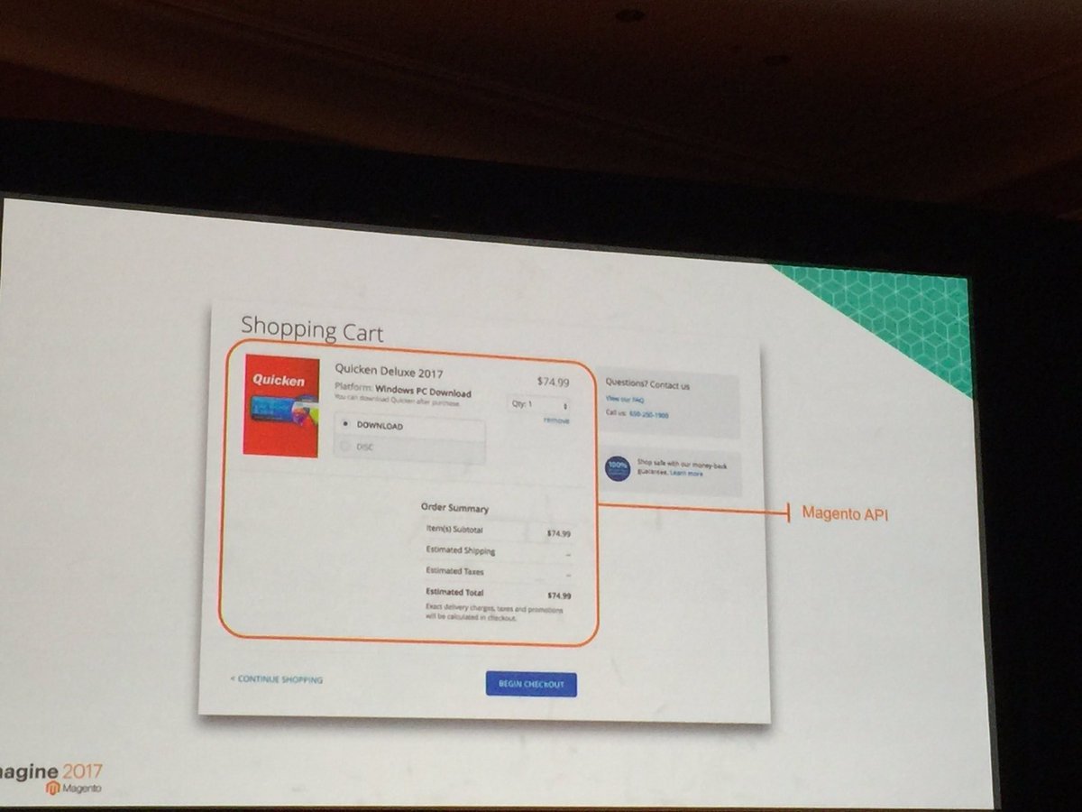 lindykyaw: Lesson learned : don't use #drupal for math calculation #quicken #headlessmagento #MagentoImagine https://t.co/QMRhY7gAXS