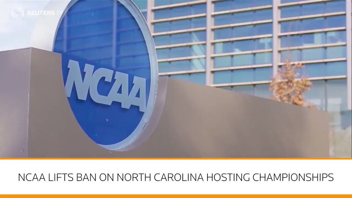 NCAA again weighing North Carolina as host after bathroom law repeal