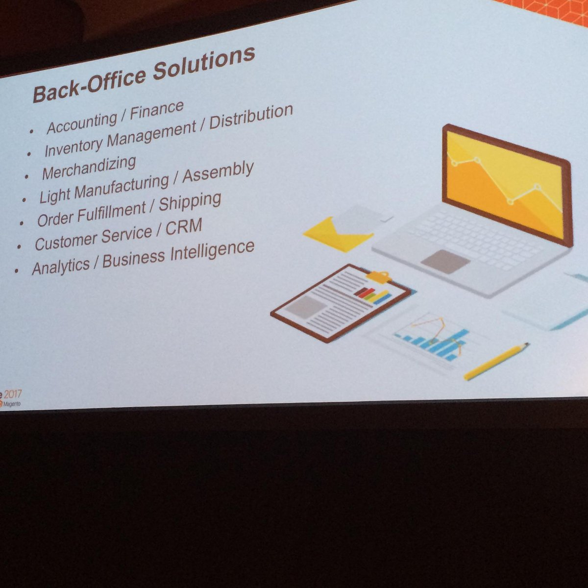 kensium: What you should look for when seeking a new back-office solution for @Magento #MagentoImagine https://t.co/WE5eakkAGy