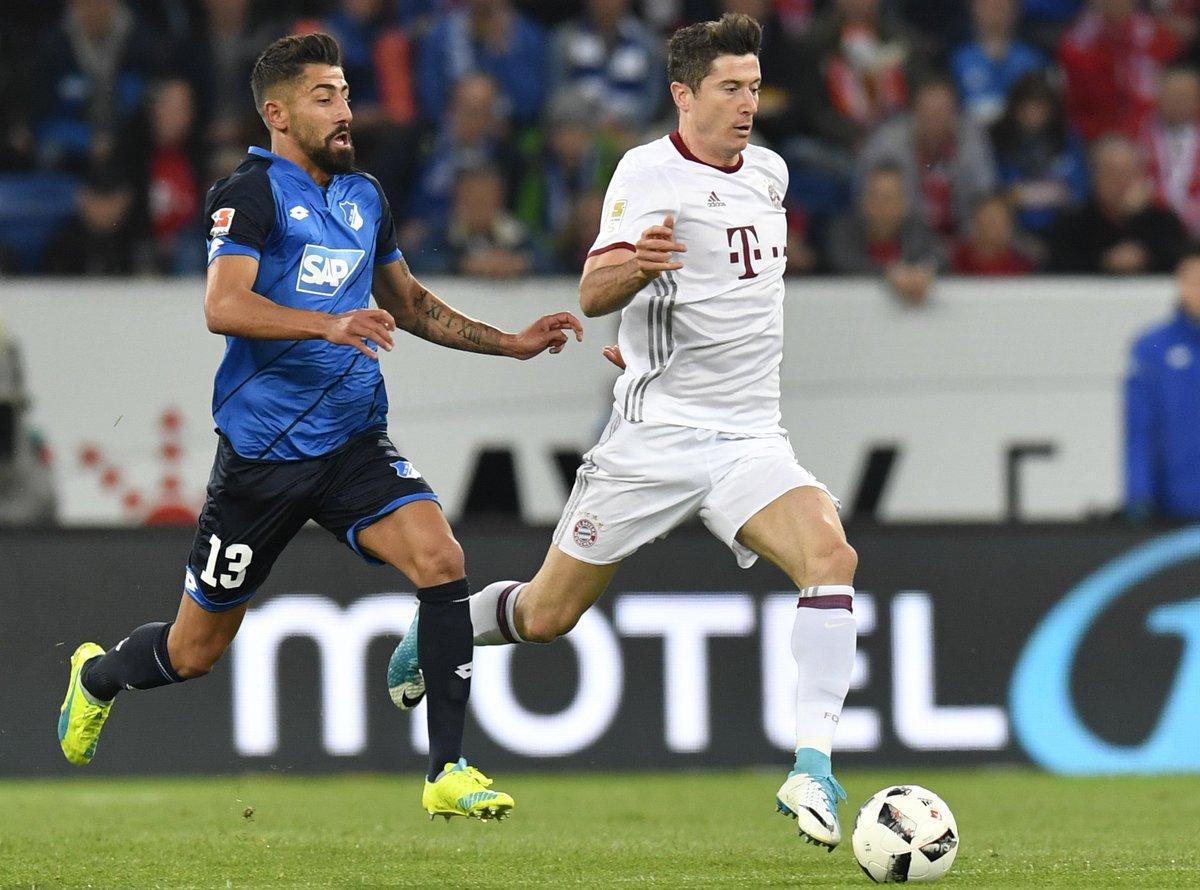 El Hoffenheim se impone al Bayern (1-0)