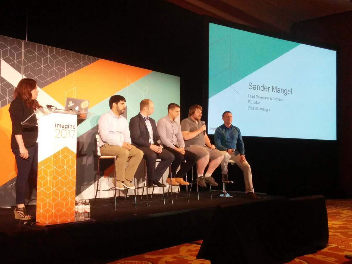 iamspringerin: #Magentoimagine experts giving tips and tricks about migration to magento 2! https://t.co/hyJfBp8i2k