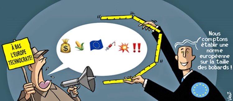 Stop aux idées reçues sur l'Europe qui alimentent rumeurs et fantasmes ! Notre initiative ➡️https://t.co/HnysOK185d #DecodeursUE
