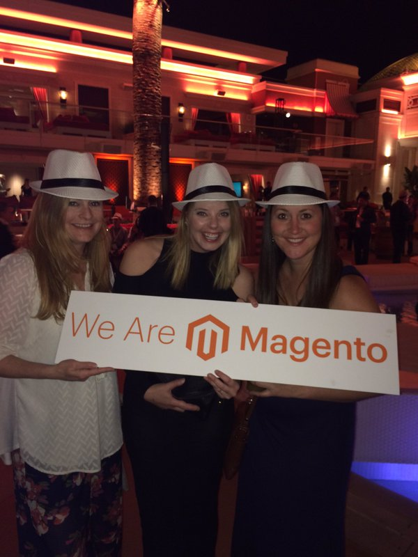 springbot: Down to clown at the Legendary Imagine Evening event tonight! Throwback to last year's fun... #MagentoImagine https://t.co/OGm7aIahE6