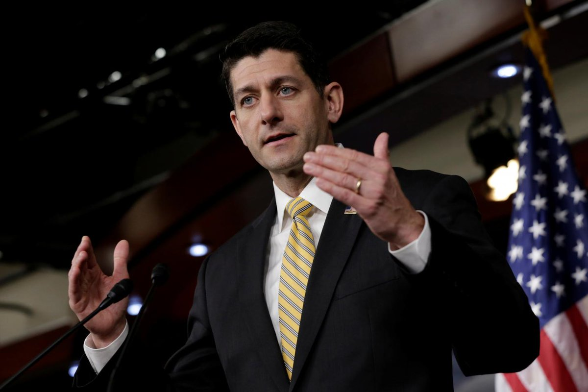 Paul Ryan is in no rush to revisit healthcare overhaul